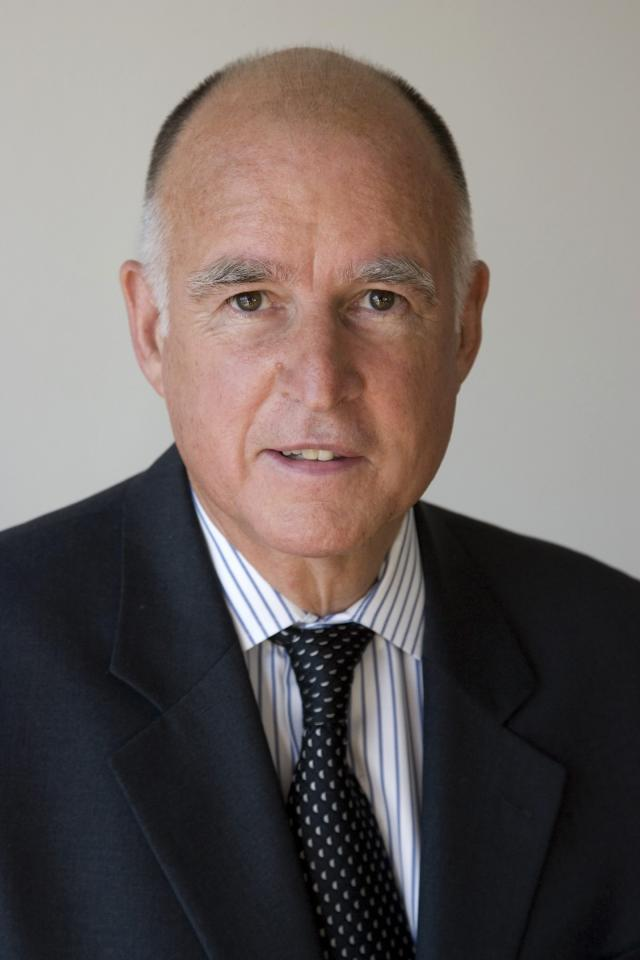 Image of Jerry Brown