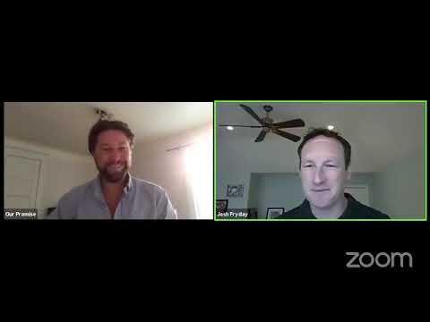 Virtual Kickoff with Josh Fryday