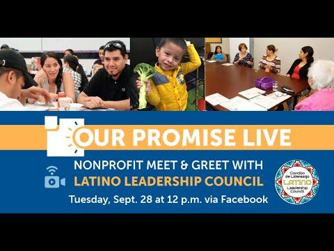 Our Promise Live: Latino Leadership Council