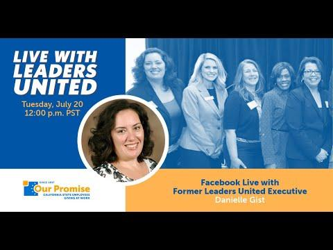 Leaders United LIVE with Danielle Gist