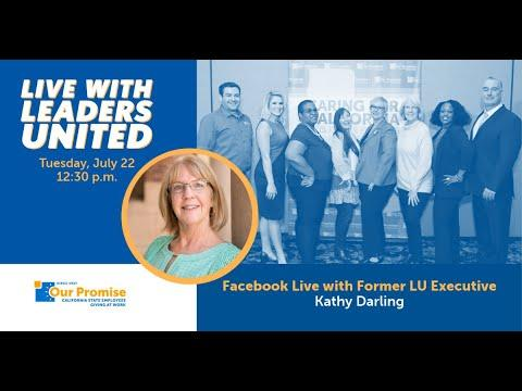 Leaders United Live with Kathy Darling