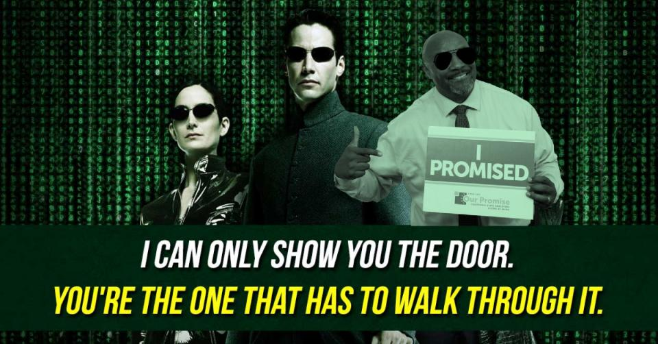 Our Promise Matrix